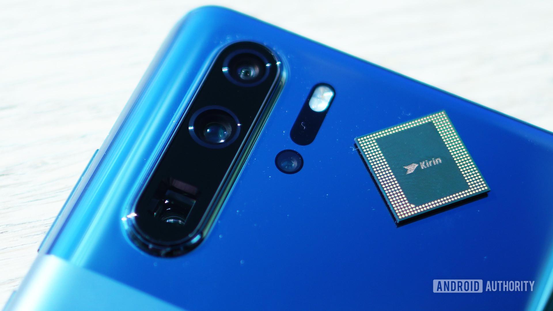 Kirin 990 on Huawei P30 Pro