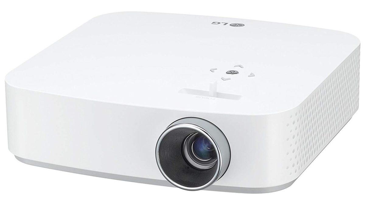 LG PF50KA CineBeam mini projector