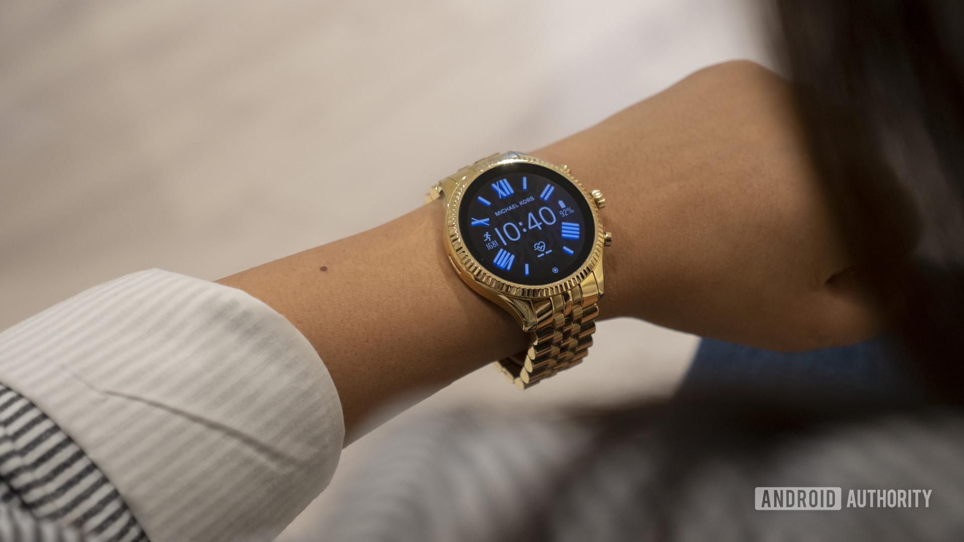 Michael Kors Lexington 2 Wear OS 1 smartwatch