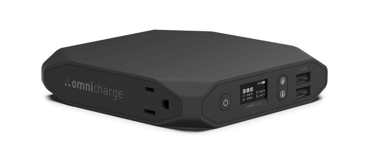 Omnicharge Omni 20 portable battery