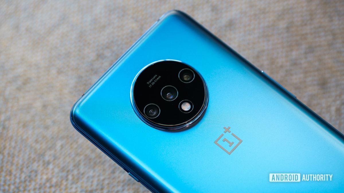 OnePlus 7T camera macro 1