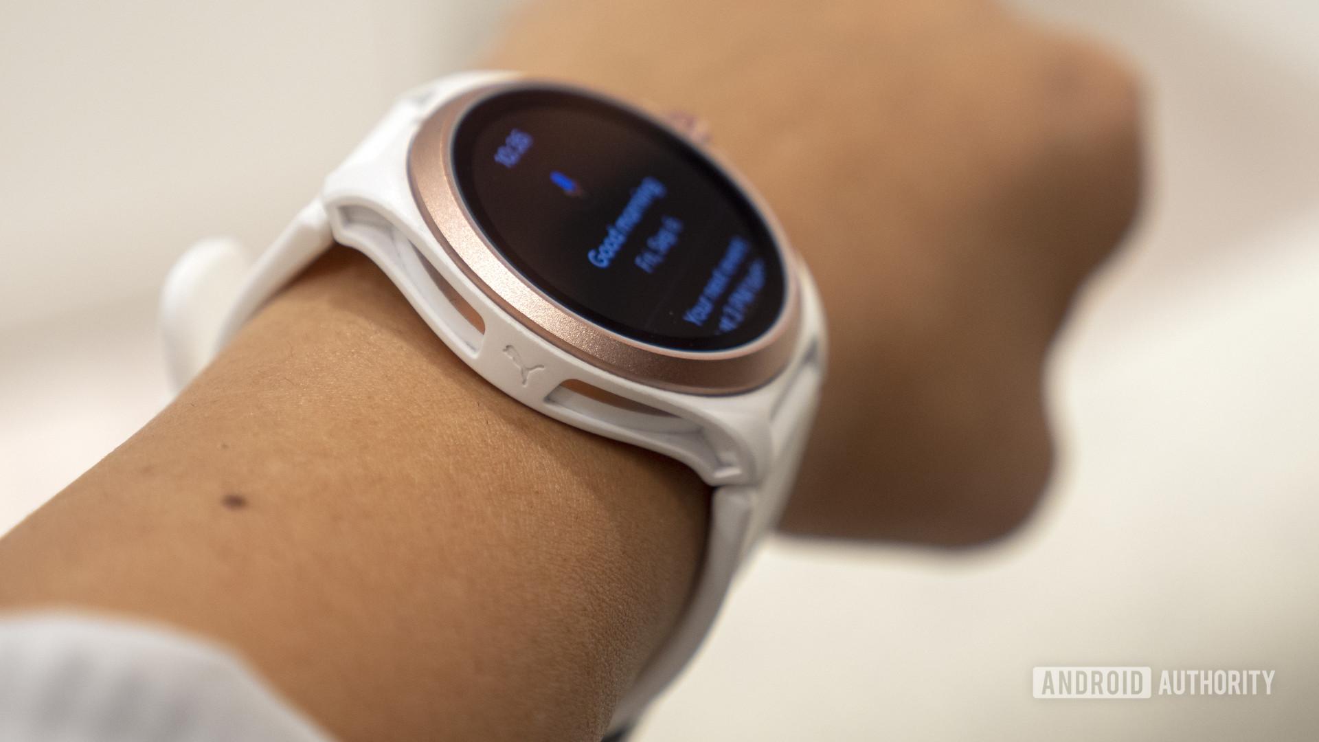 Puma smartwatch 3