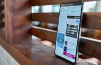 Recensione Samsung Galaxy Fold aperta in riposo