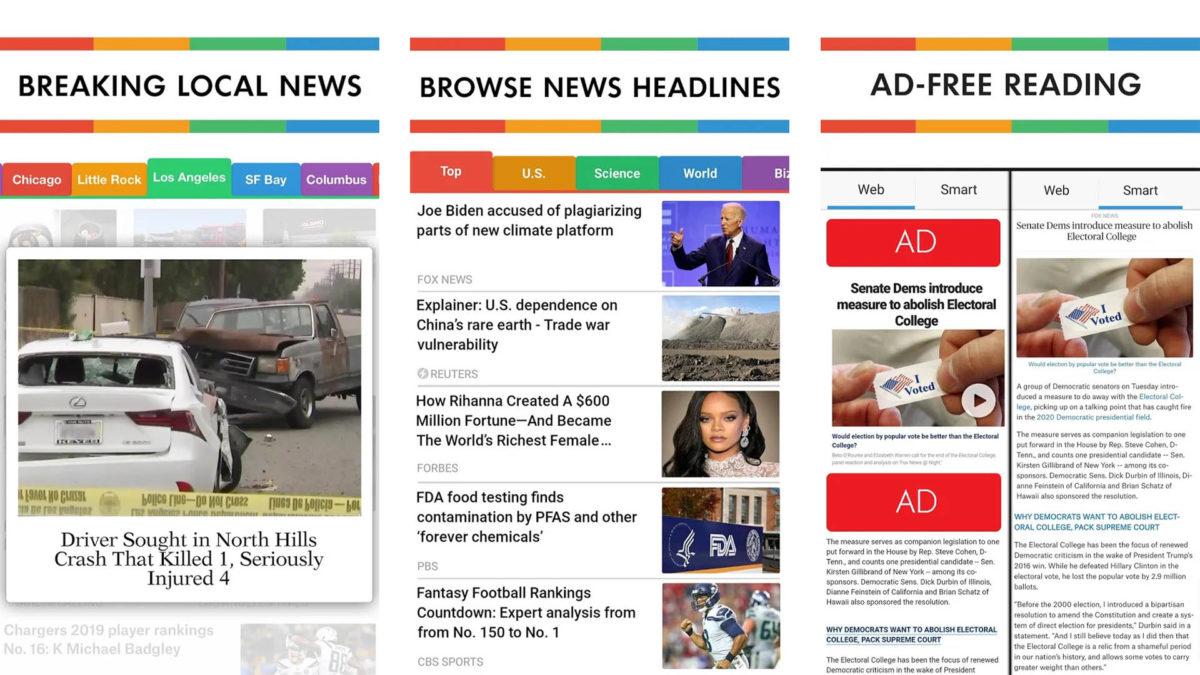 SmartNews screenshot 2020