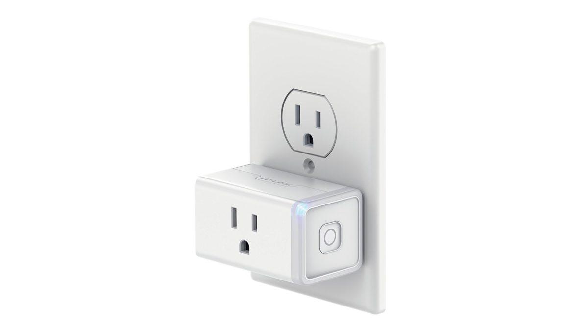 TP Link Kasa Smart WiFi Plug Mini - Google Home accessories