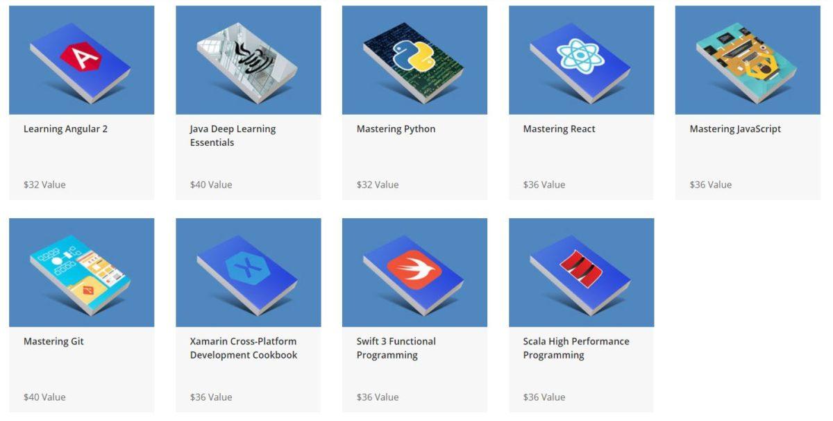 The Coding Powerhouse eBook Bundle
