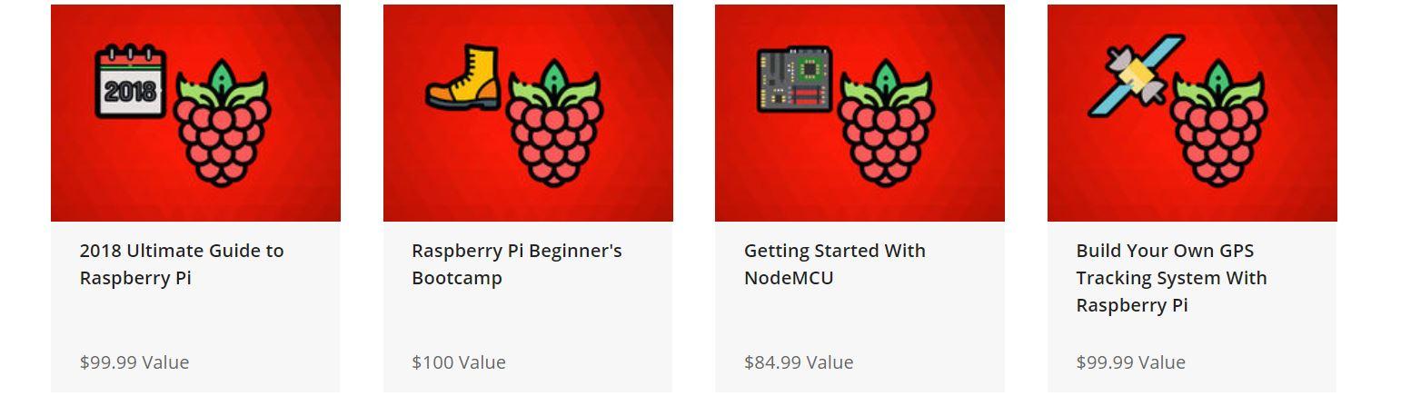 The Complete Raspberry Pi Hacker Bundle