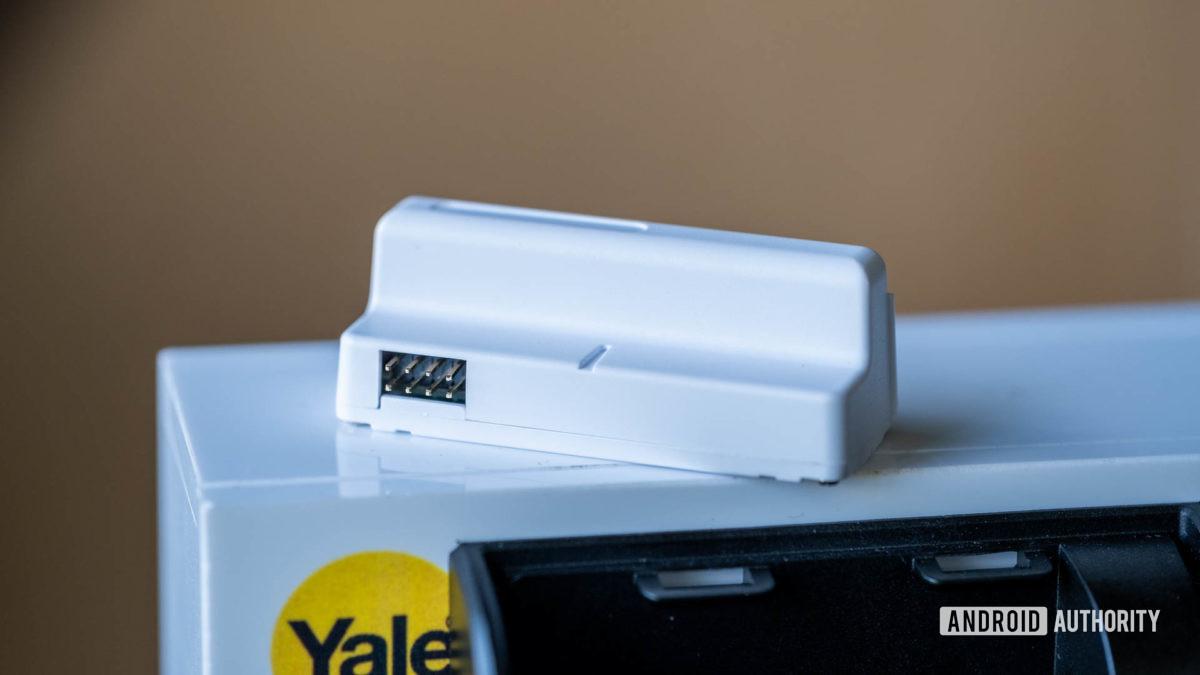 Yale Smart Lock modular component 3