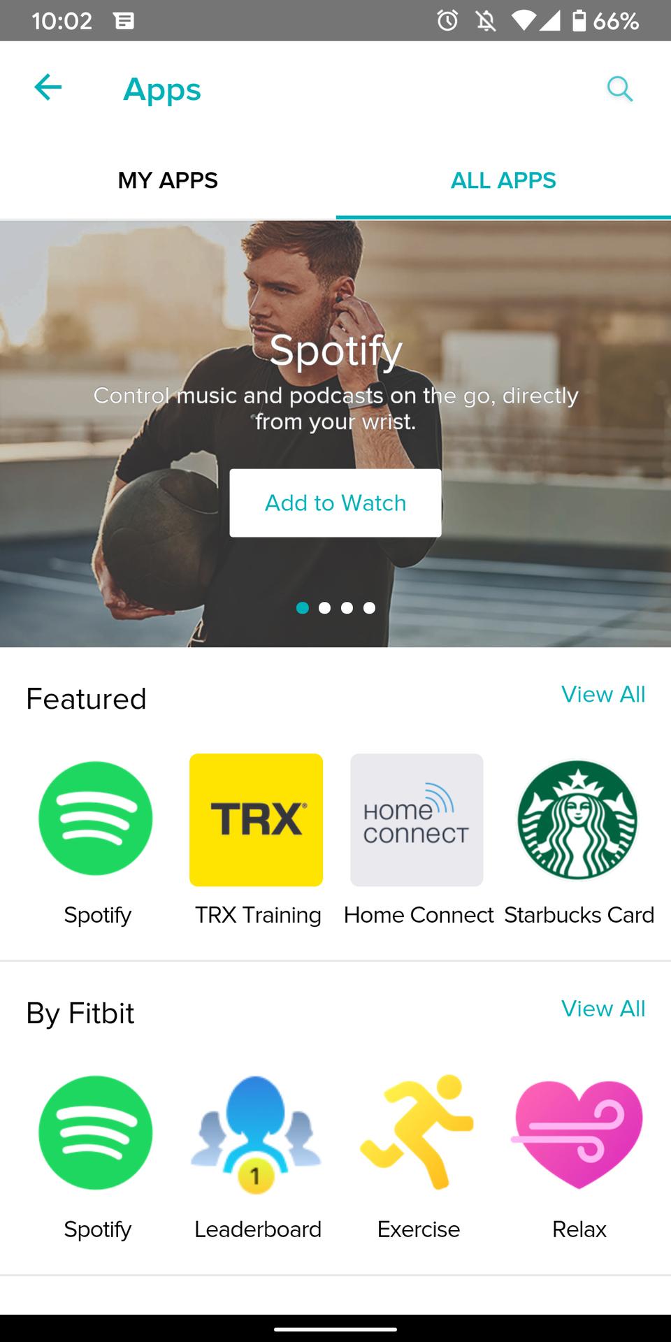 fitbit versa 2 review fitbit app screenshots 8