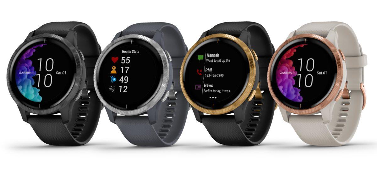 garmin venu smartwatches