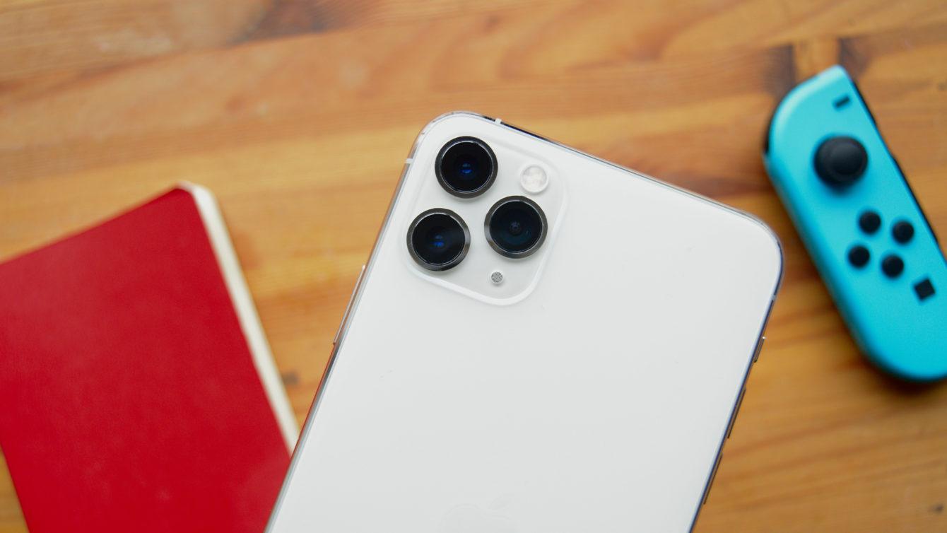 iPhone 11 Pro Max Rear Cameras