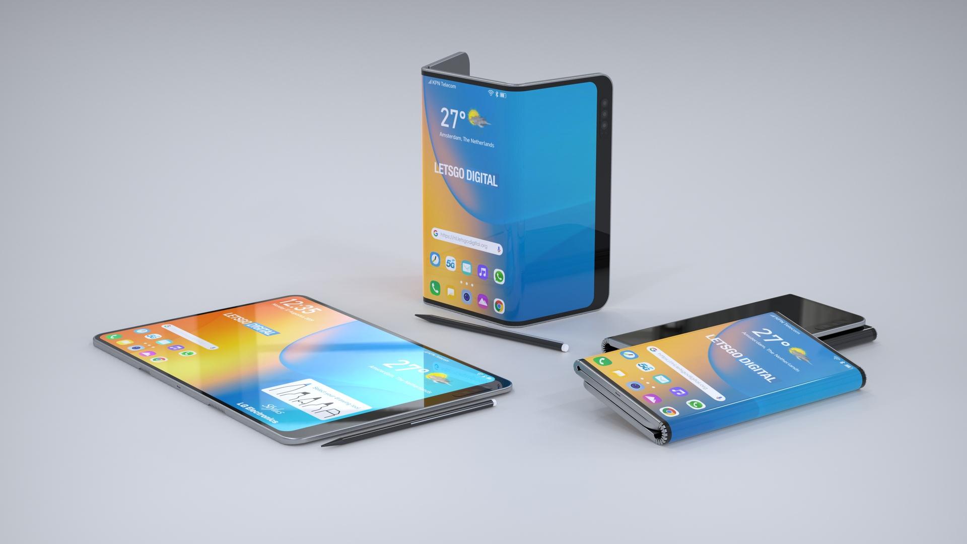 lg foldable device patent render 2