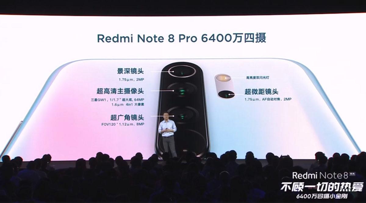 redmi note 8 pro rear cameras