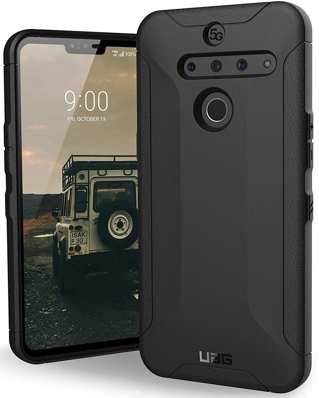 urban armor gear scout lg v50 thinq case