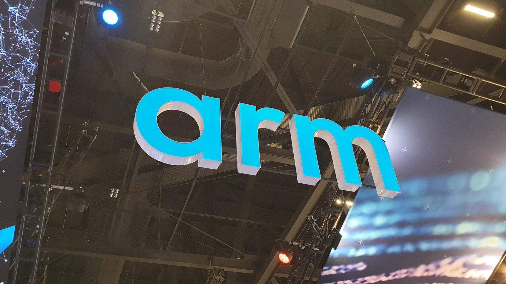 Arm at TechCon