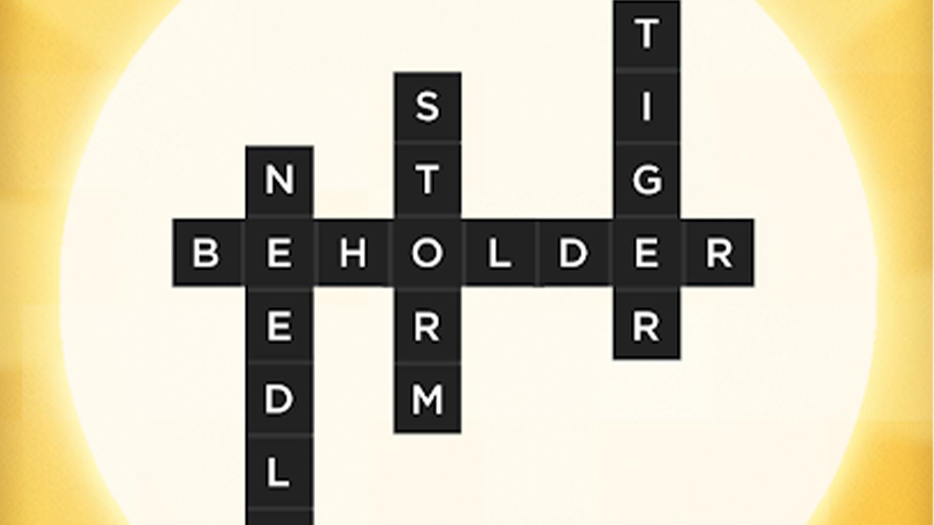 Bonza best crossword games for android