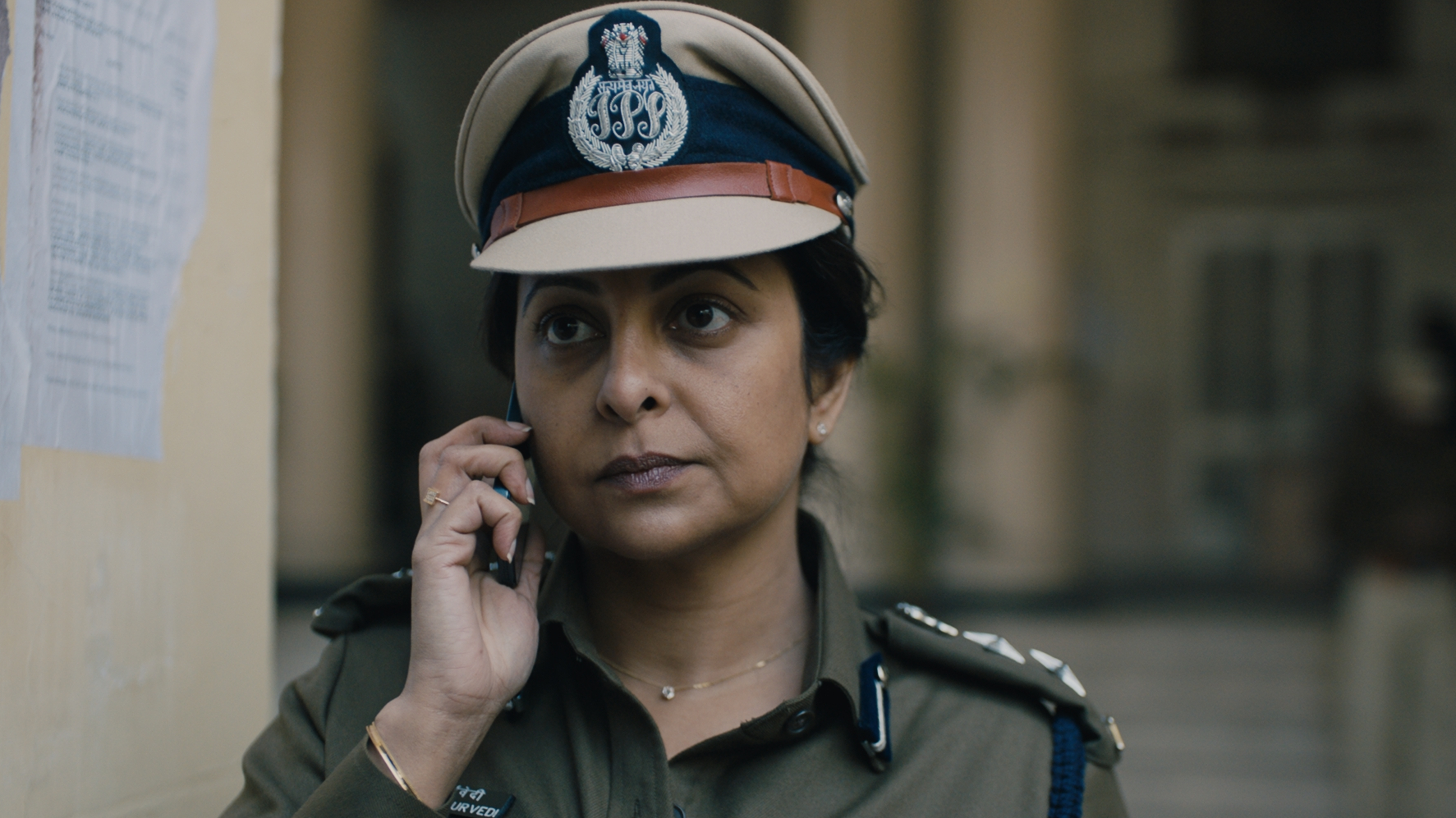 Delhi Crime - one of the best netflix indian series