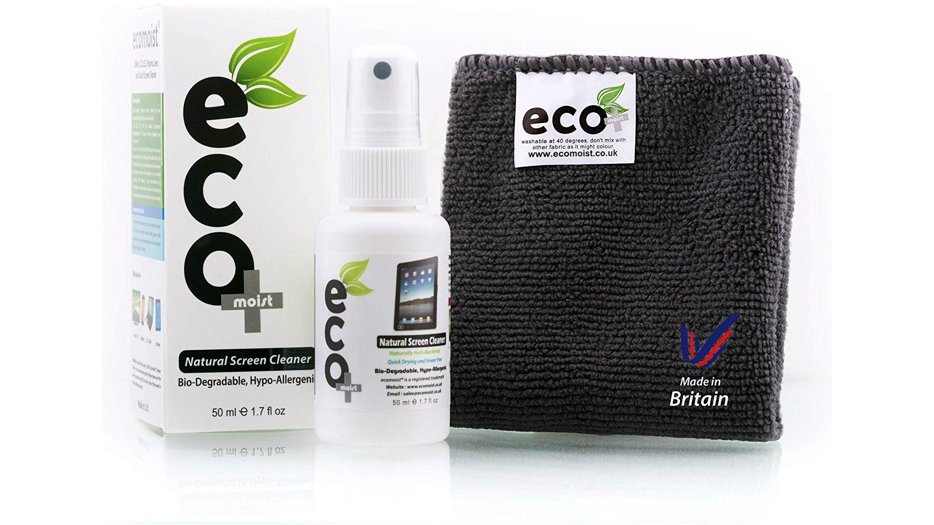 EcoMoist Natural Organic Screen Cleaner 2