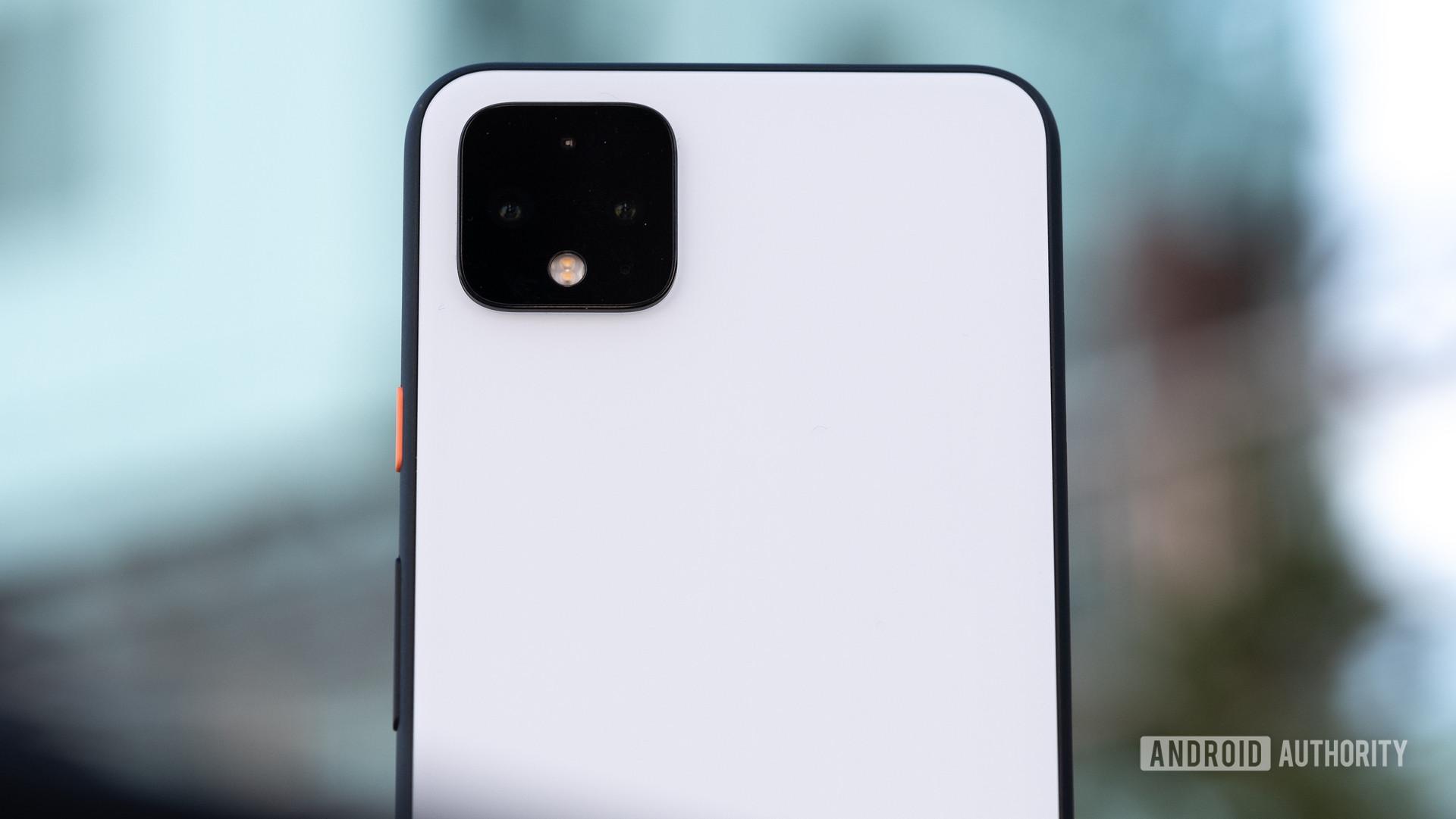 Google Pixel 4 XL camera closeup 20