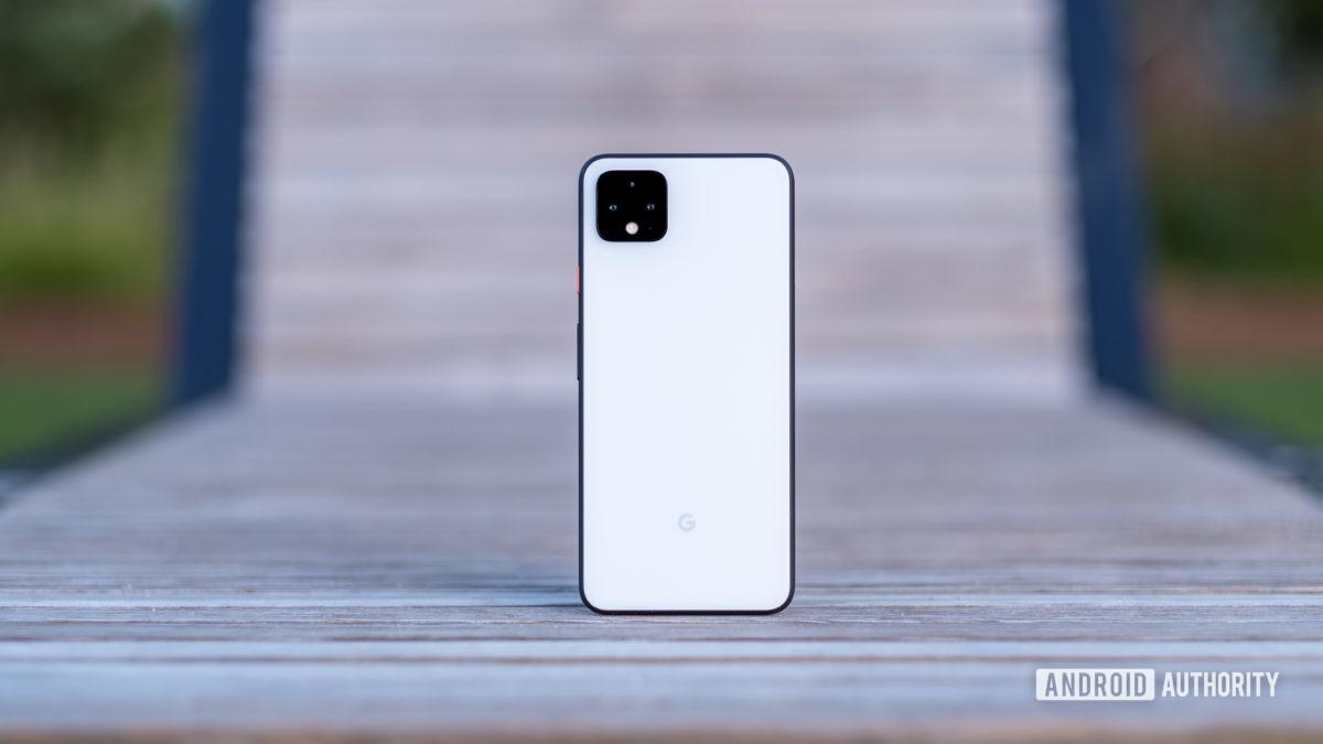 2019 flagship phone - Google Pixel 4 XL
