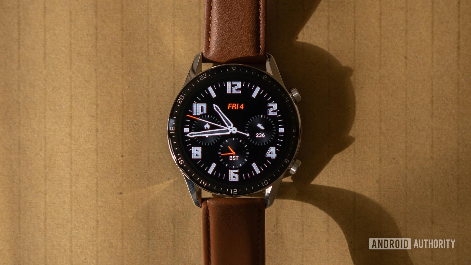 Huawei Watch GT 2 Watch face