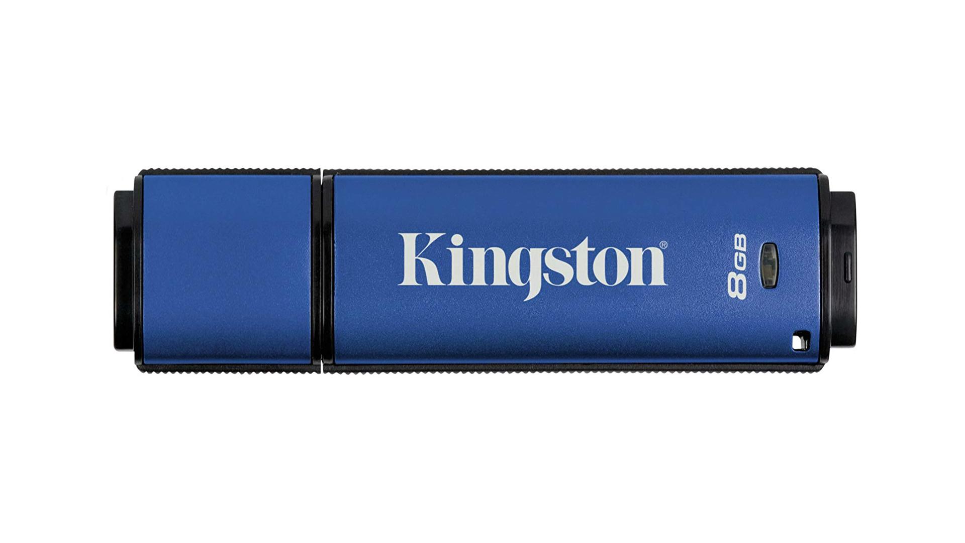Kingston Data Traveler Vault