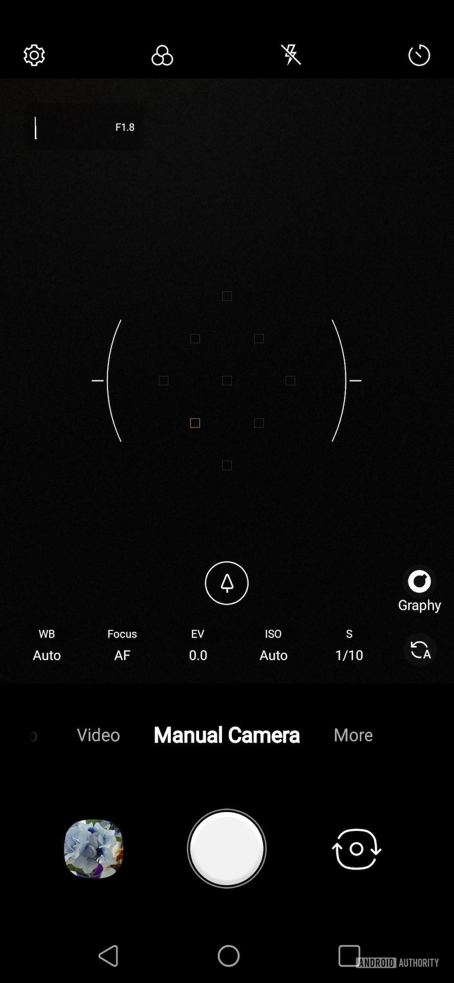 LG G8X ThinQ Review camera app manual camera