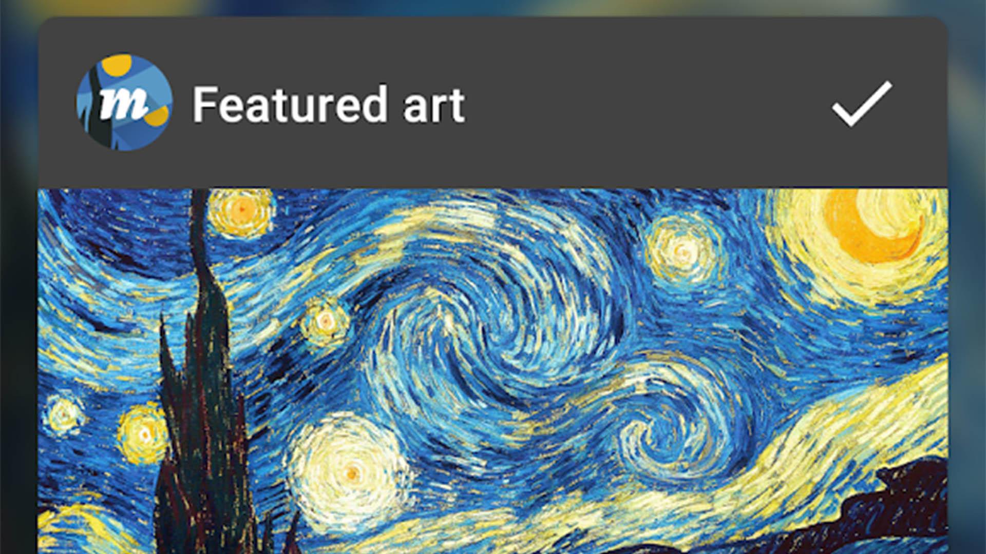 Muzei Live Wallpaper best art apps