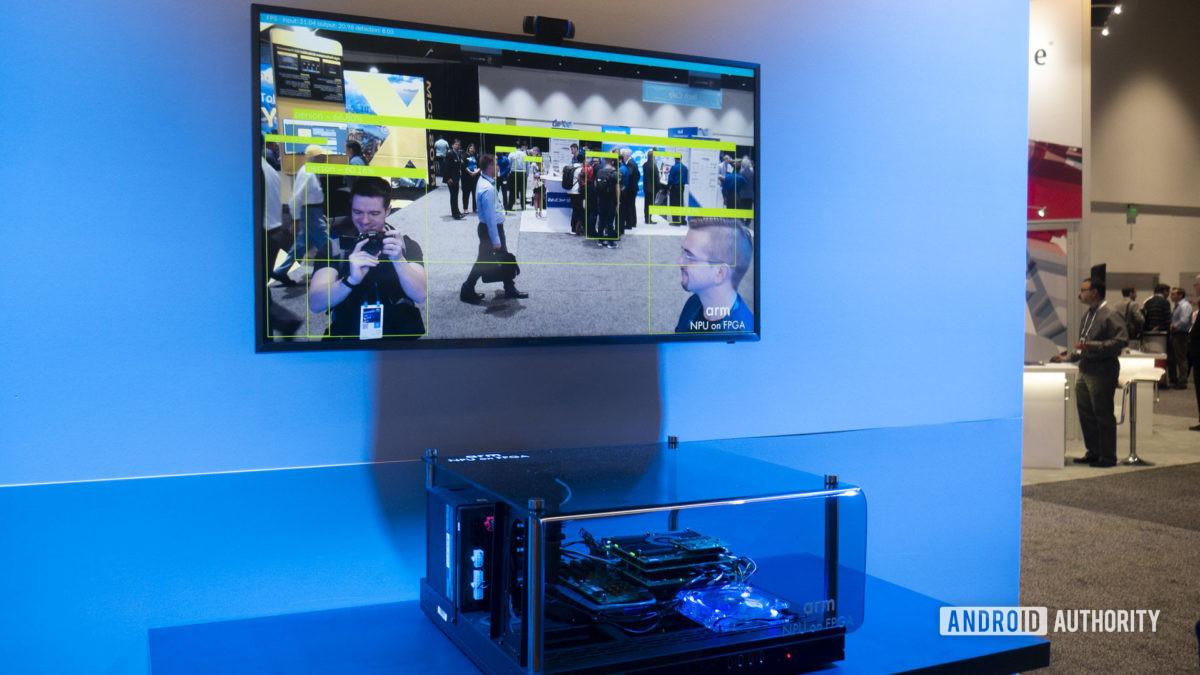 NPU Computer Vision at TechCon 2019
