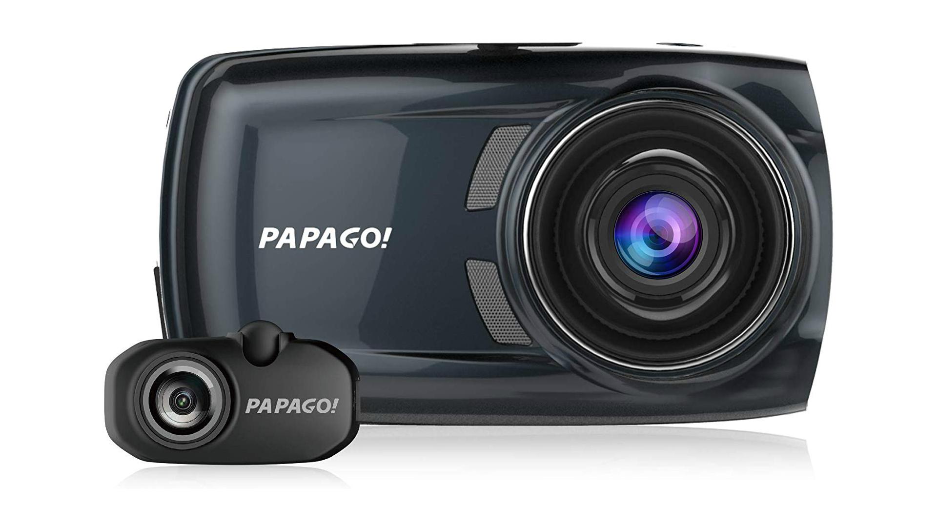 Papago GoSafe S810