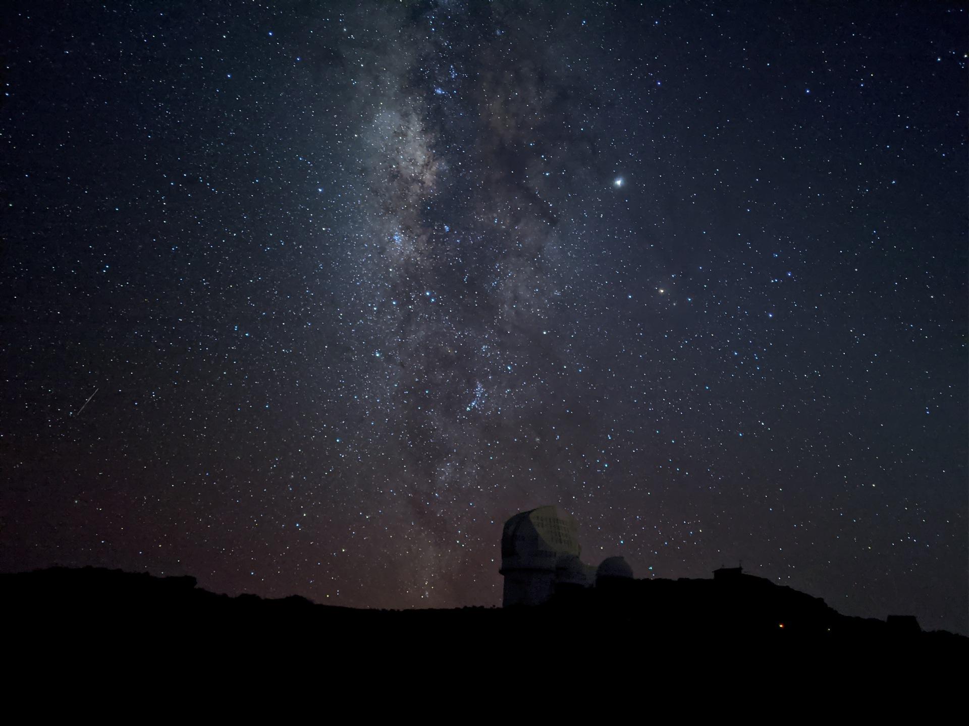 Pixel 4 Astro Night Sight Sample 6