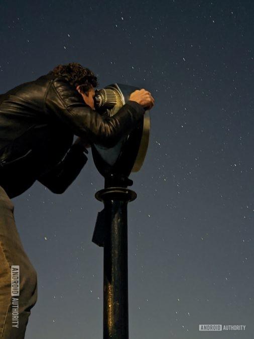 Pixel 4 astrophotography mode sample 8
