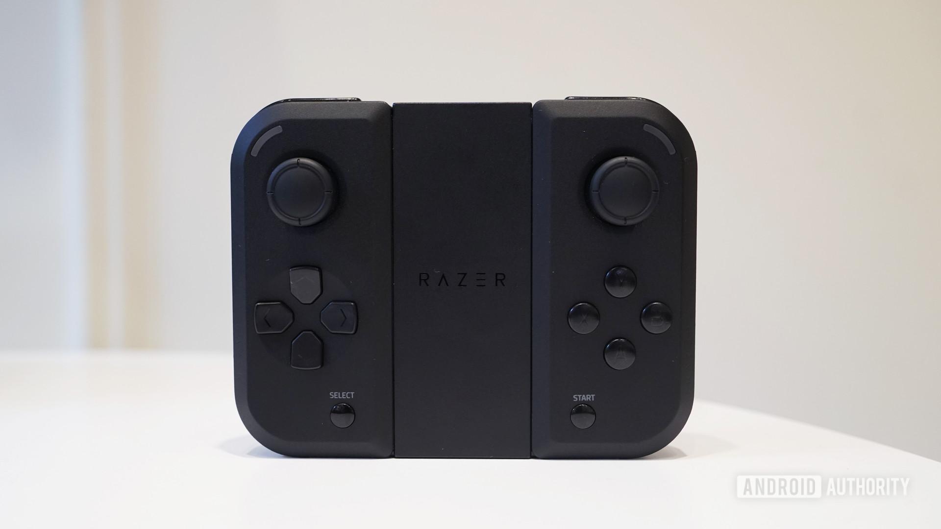 Razer Junglecat controller front view standing