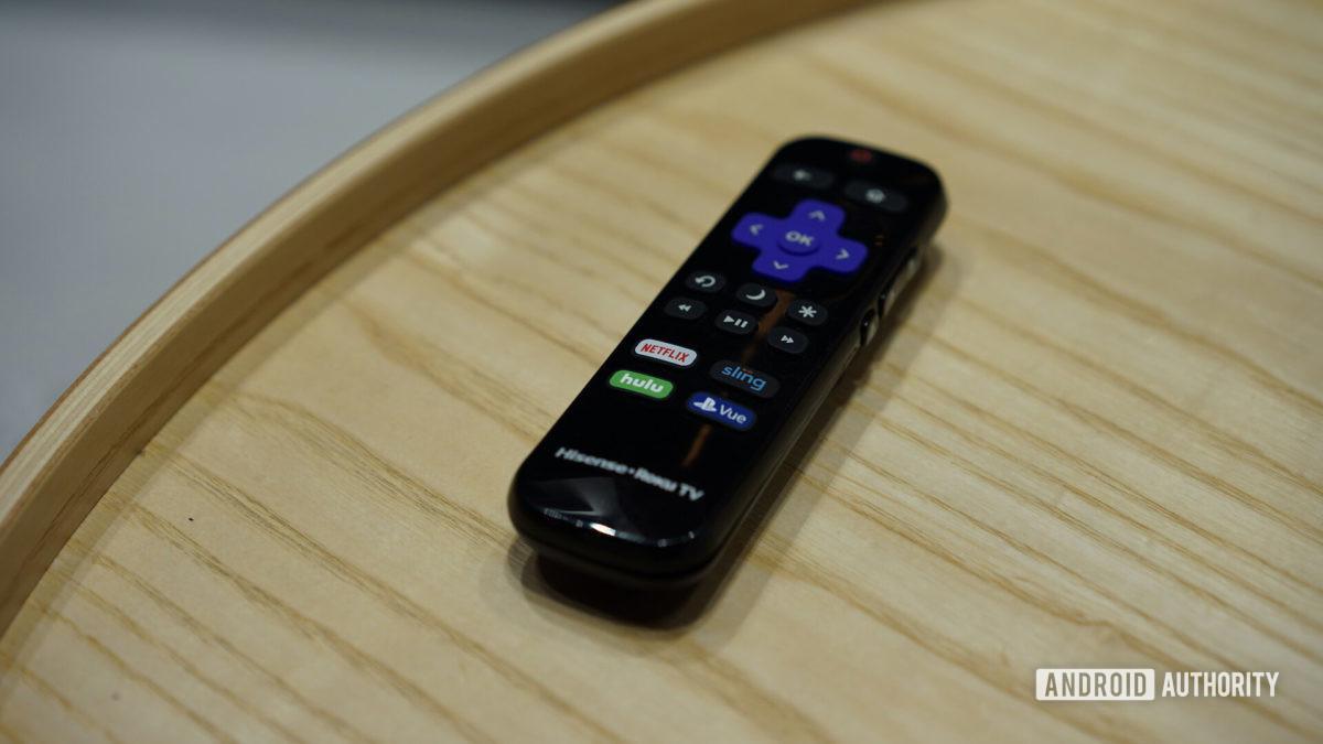 Trình phát trực tuyến Roku - Điều khiển từ xa Roku Smart TV