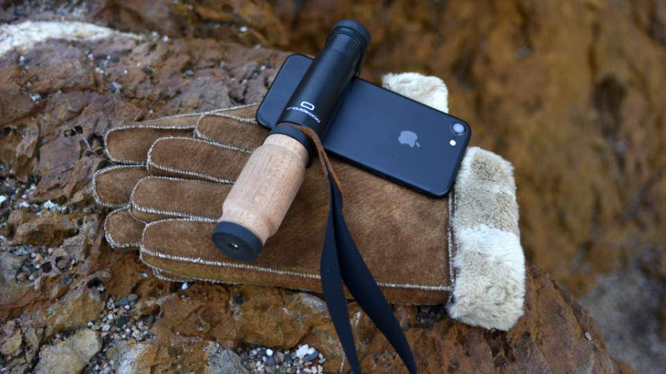 Shoulderpod S2 smartphone camera grip