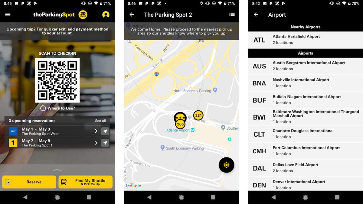 The Parking Spot screenshot
