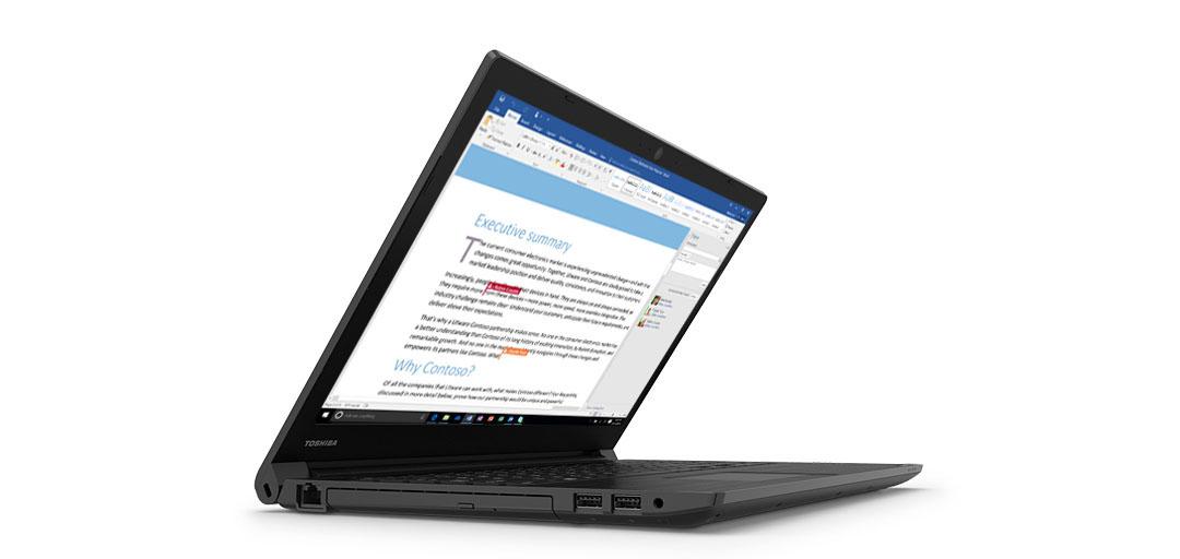 Toshiba Tecra C50 laptop