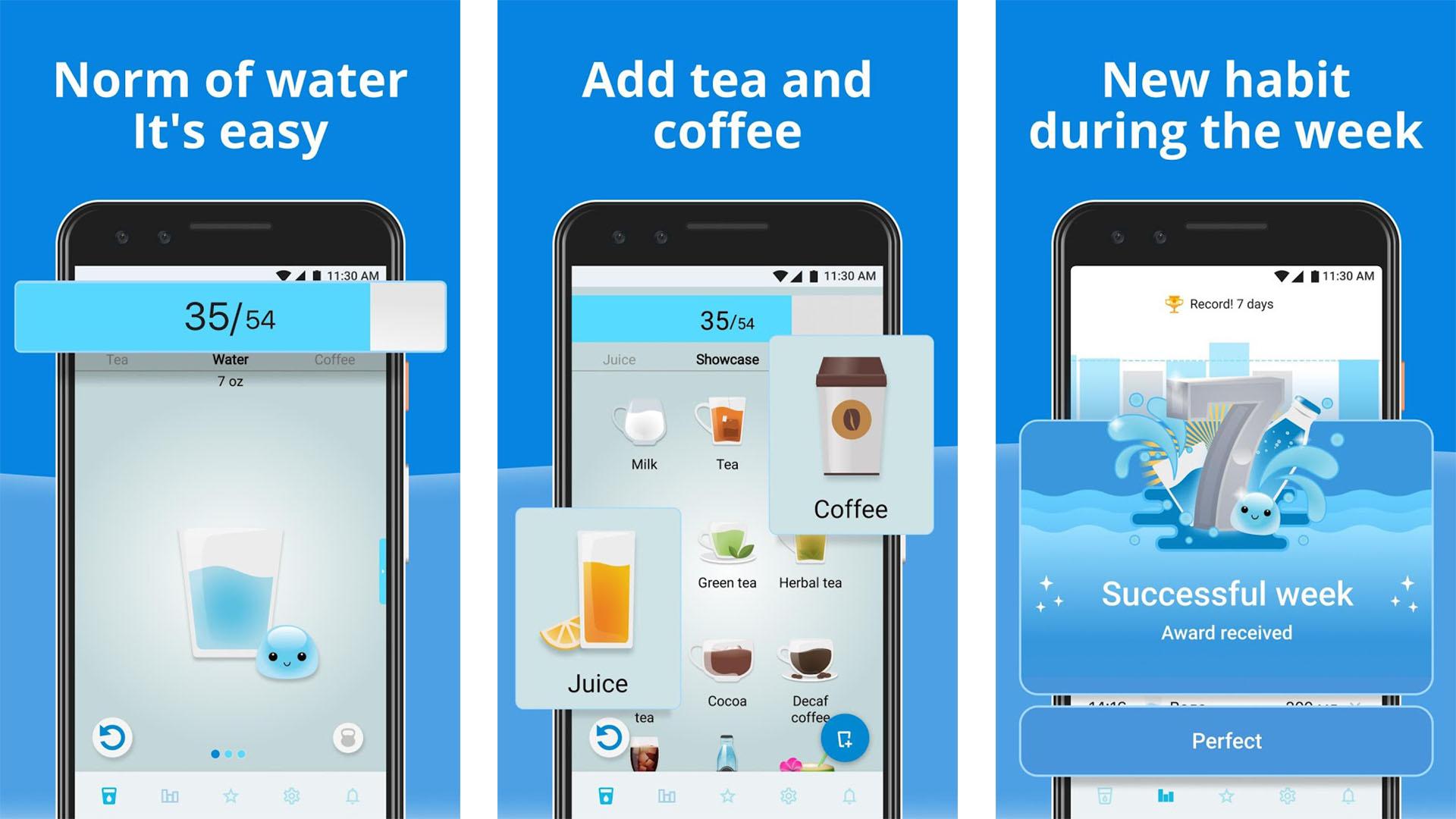 Water Time screenshot 2020