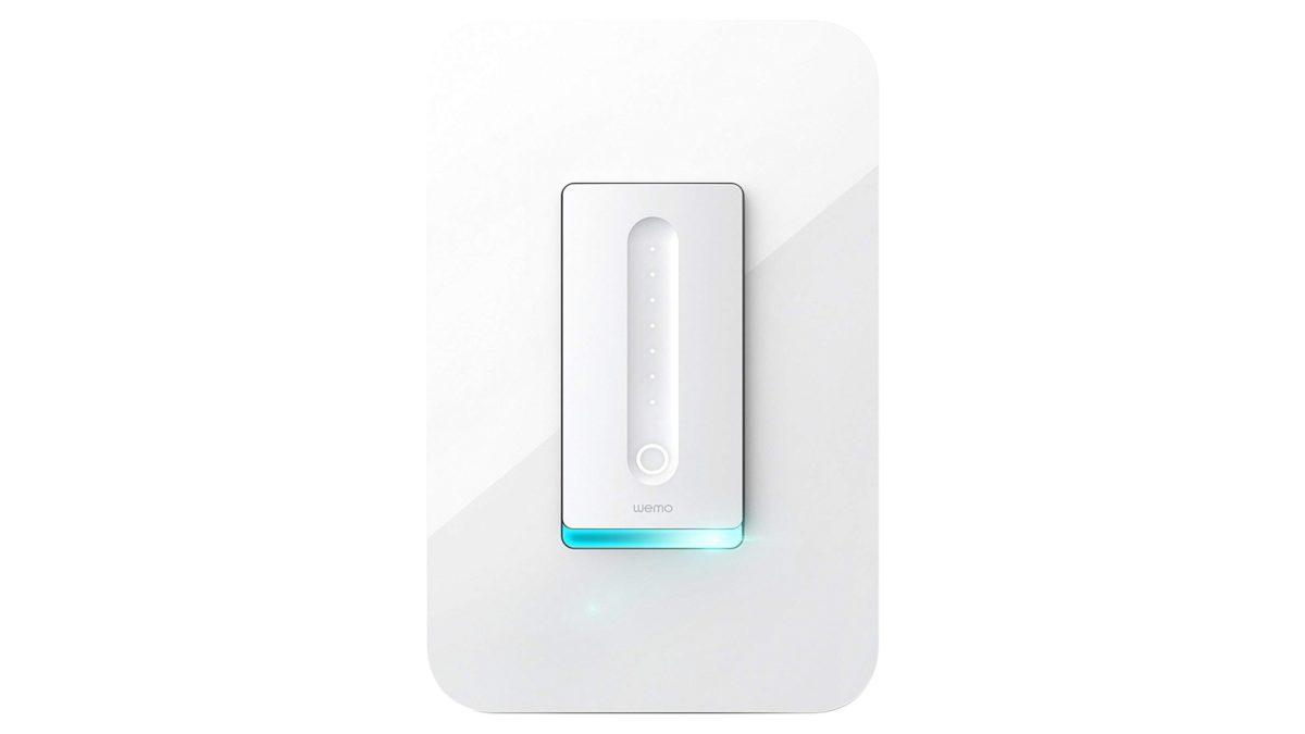 Wemo Dimmer Light Switch