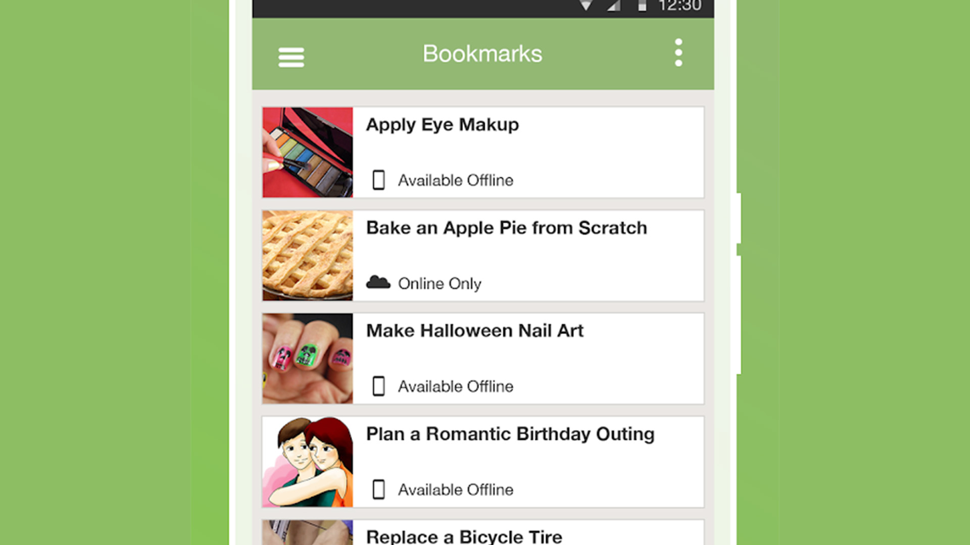 WikiHow best crafts apps for Android