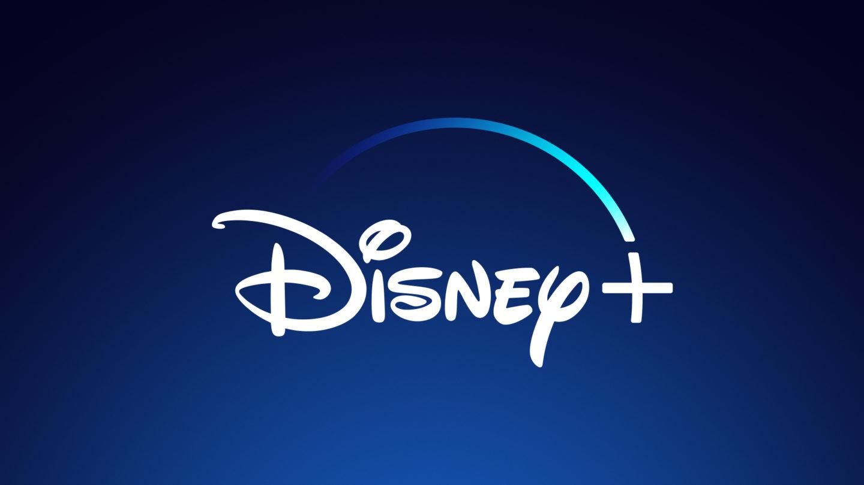 The Disney Plus logo.