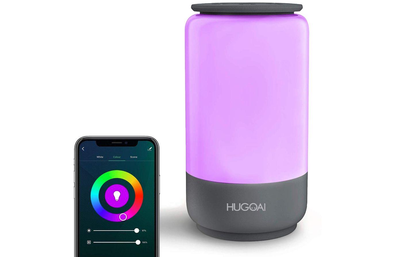 hugoal smart lamp