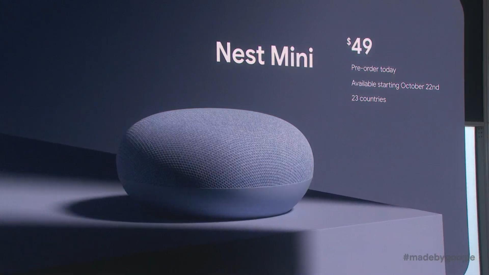 nest mini price Made by Google 19