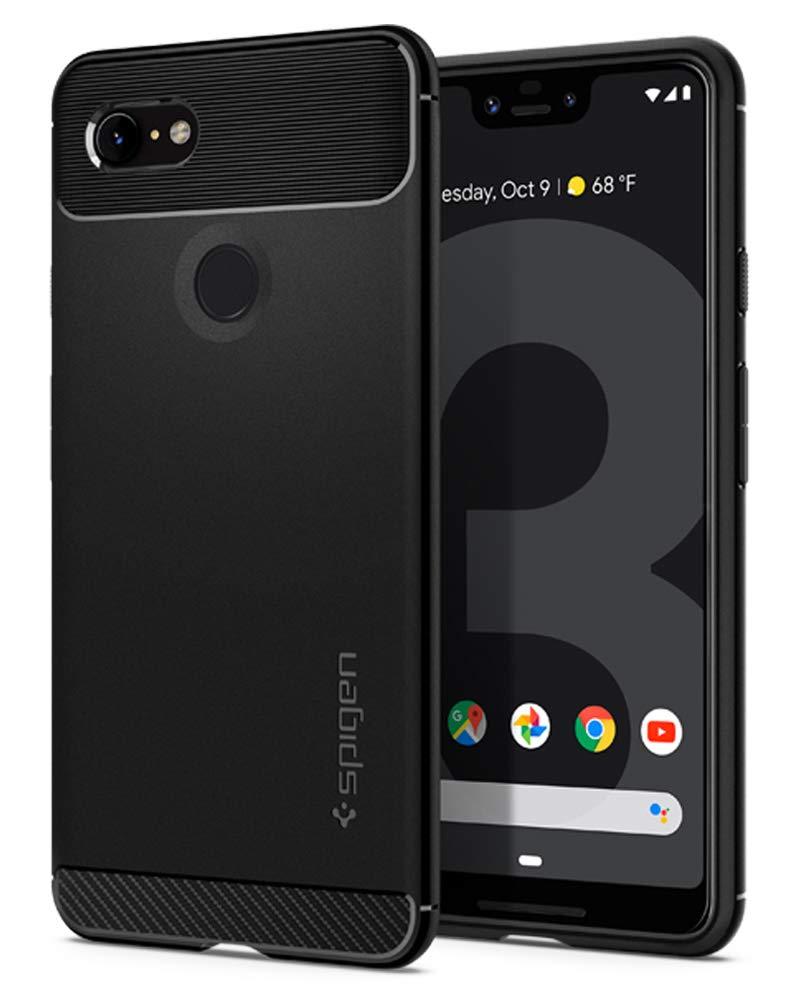 spigen rugged armor - best pixel 3 xl case