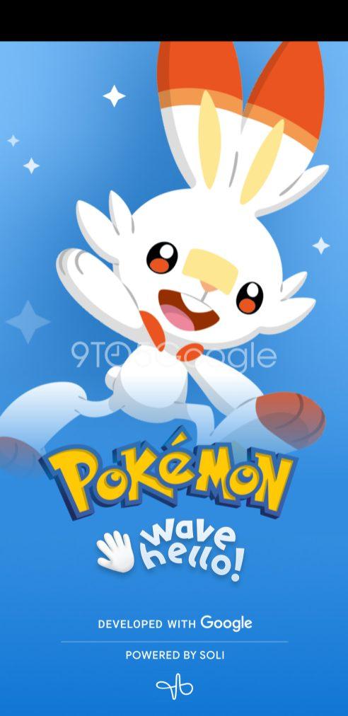 pokemon wave hello demo loading page