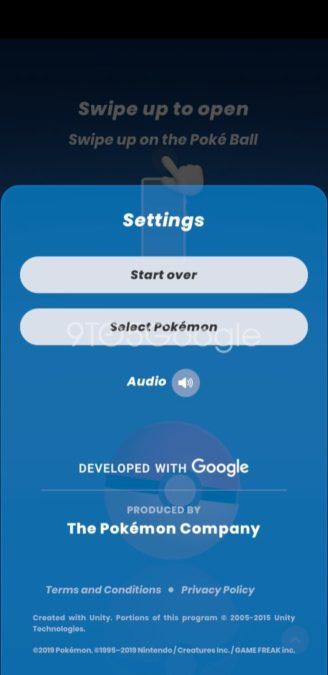 pokemone wave hello demo settings