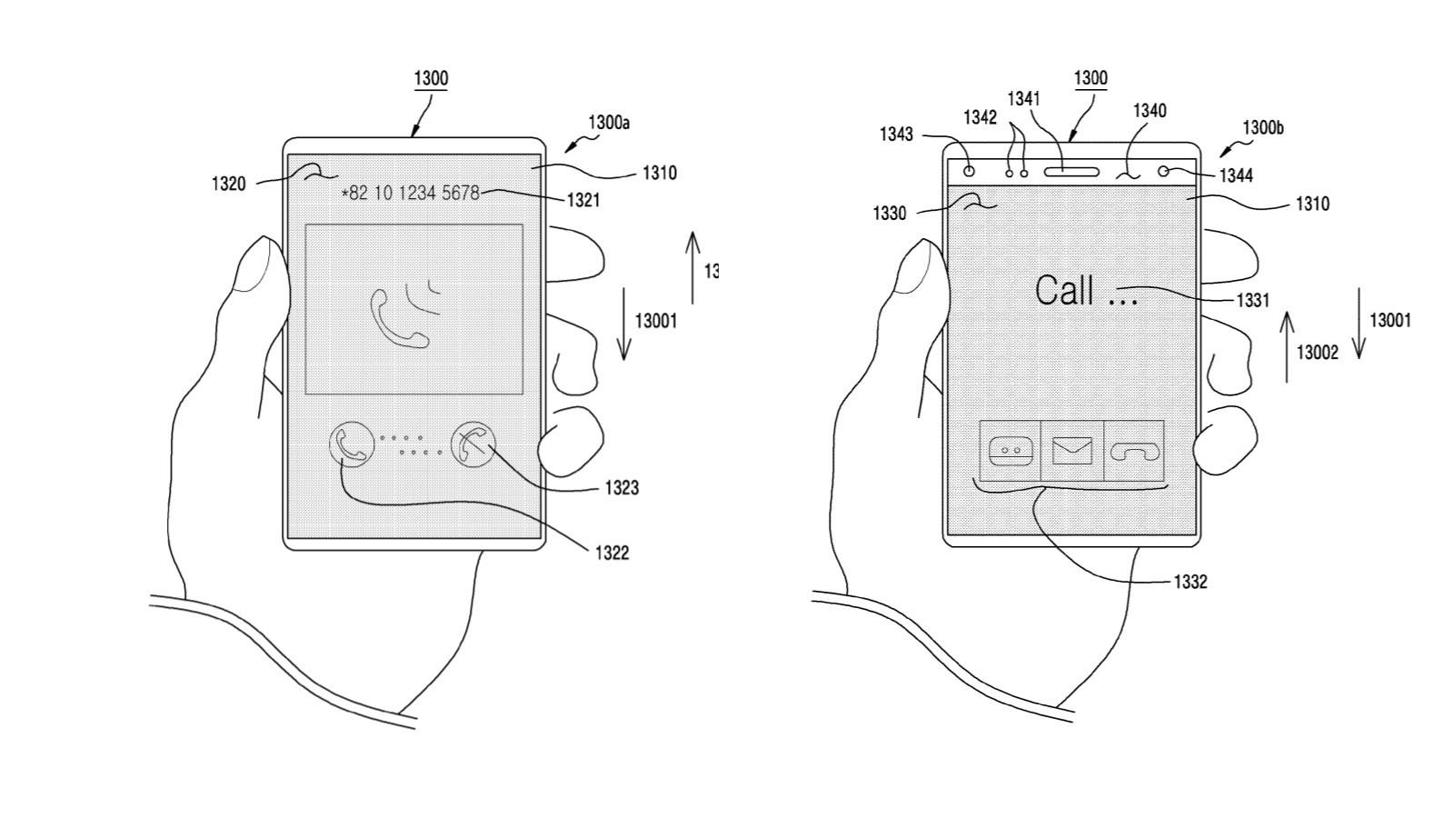 The Samsung sliding display patent.