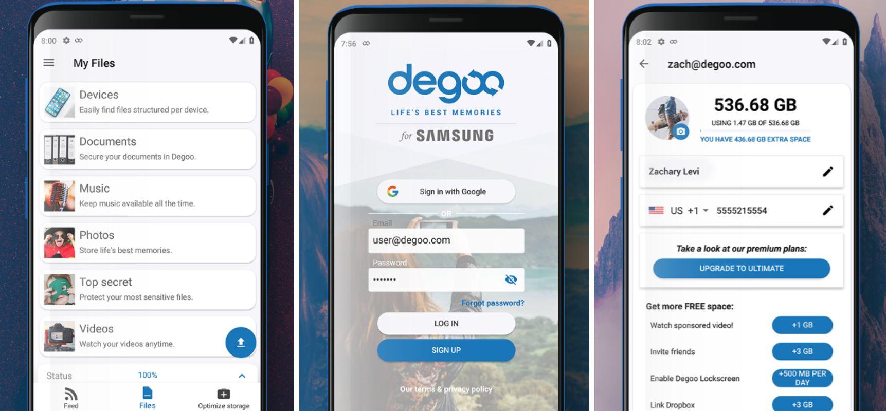 Early Black Friday deal: 10TB Degoo cloud backup just $89.99