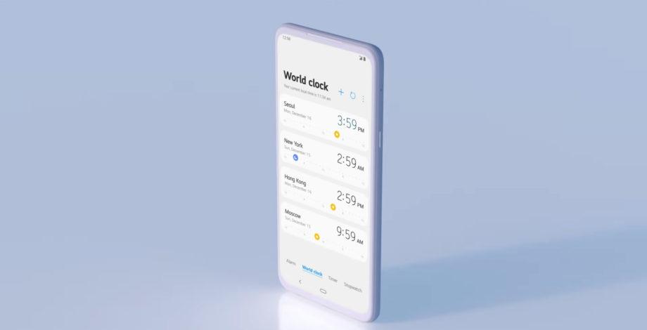 LG's latest Android skin kinda looks like Samsung's One UI, Next TGP