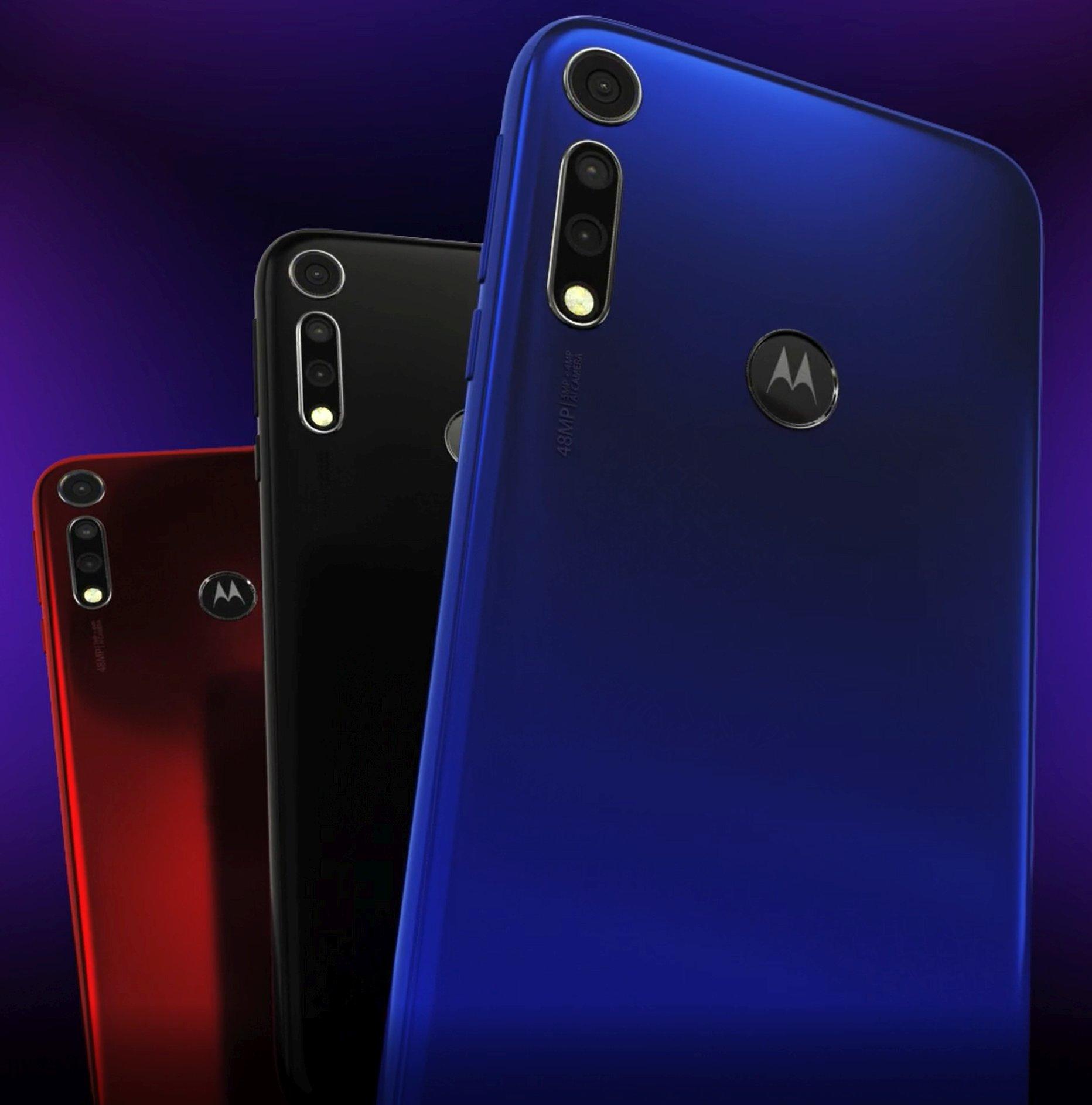 Motorola Moto G8 Leaked Poromo Images 3